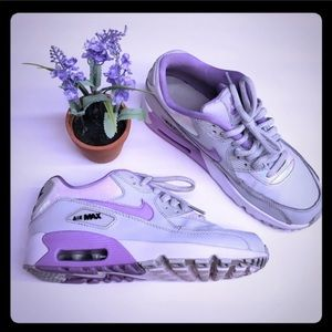 Nike air max lavender size 5